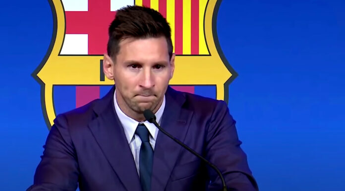 Messi's emotional farewell to Barcelona